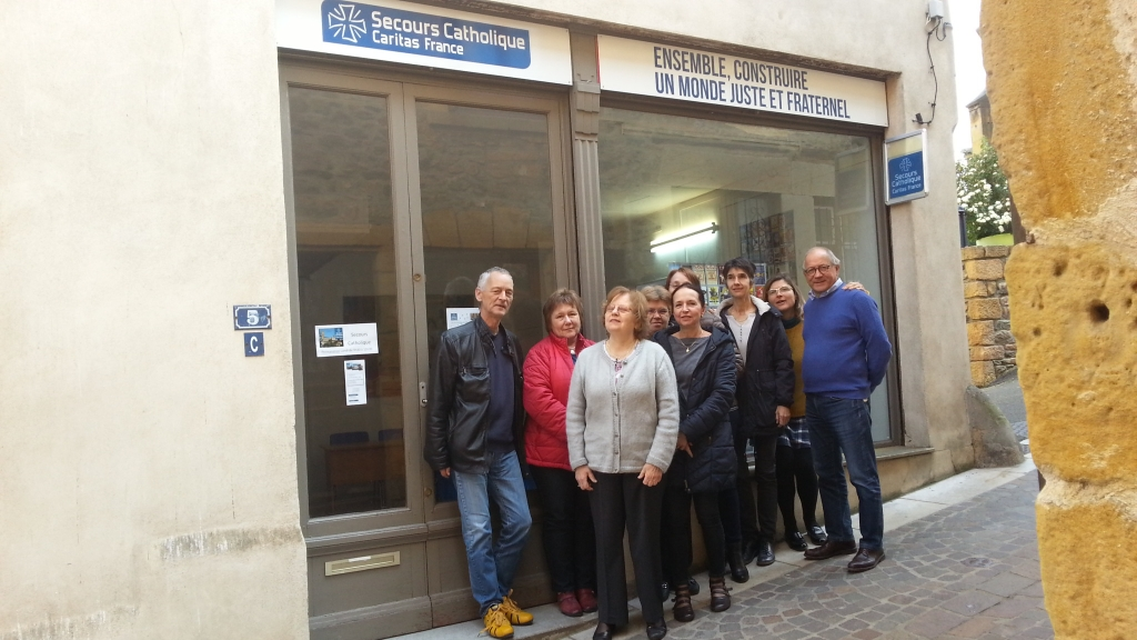 Image de l'association : LE SECOURS CATHOLIQUE Caritas France