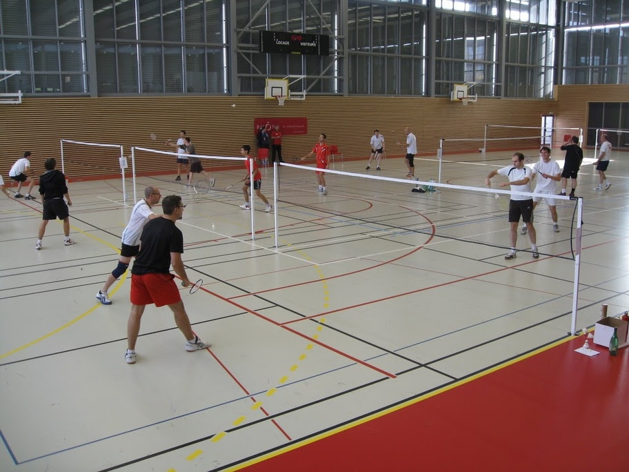 Image de l'association : ARBRESLE BADMINTON CLUB A.B.C